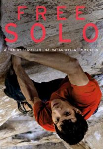 Free Solo - matinee screening